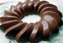 Receta de Bavarois de chocolate